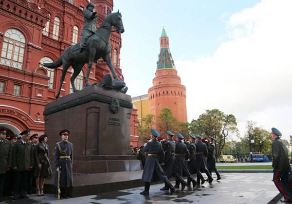 День Сухопутных войск РФ
