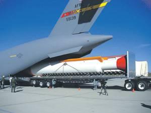 Воздушный старт остается в планах Пентагона
