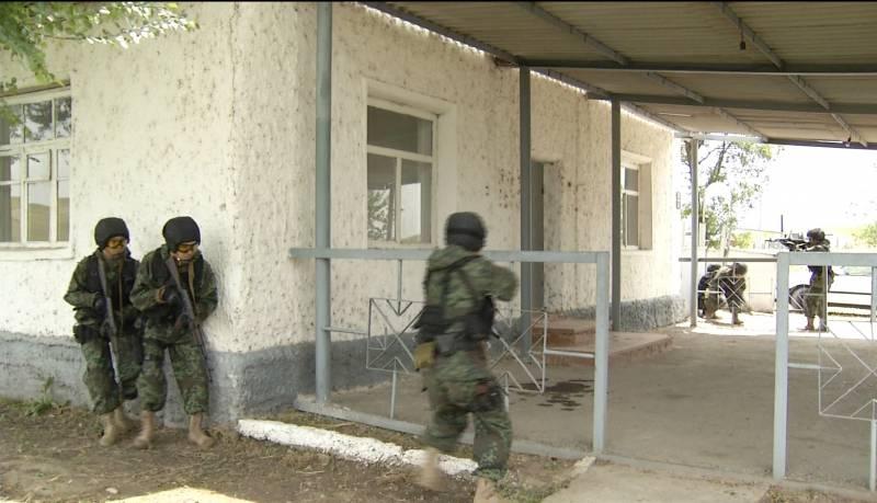 В Казахстане пресечена деятельность трёх террористических групп