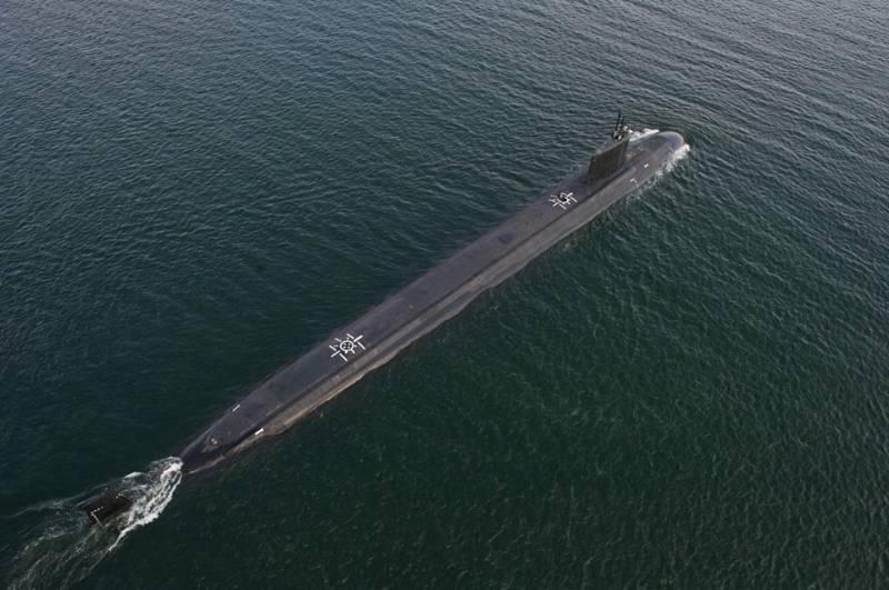 Многоцелевая АПЛ USS Illinois (SSN-786): новинка ВМС США ее перспективы