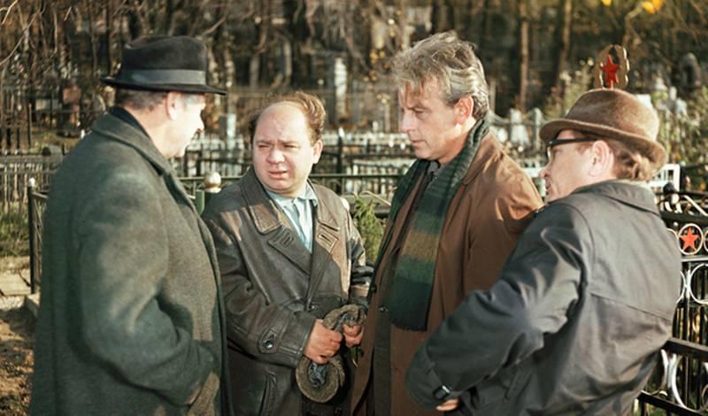 Сегодня Евгению Павловичу Леонову исполнилось бы 90 лет