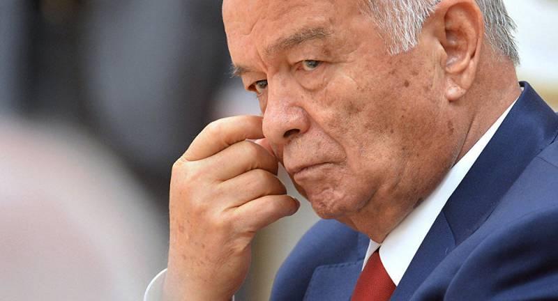 Reuters: умер президент Узбекистана Ислам Каримов