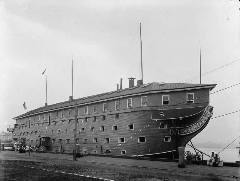 Корабль дня: USS Vermont