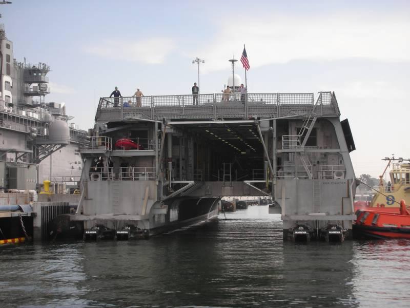 Корабль дня: Sea Fighter (FSF-1) (США)