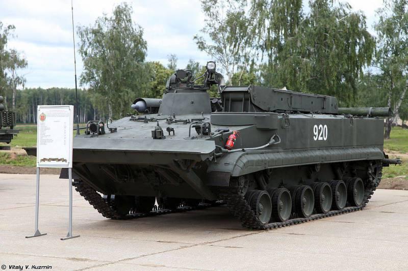 Перспективная бронированная ремонтно-эвакуационная машина на базе платформы «Курганец-25»