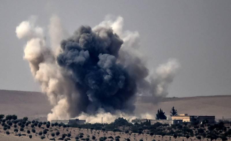 Анкара: у Москвы нет возражений против операции, проводимой турецкими войсками в Сирии.