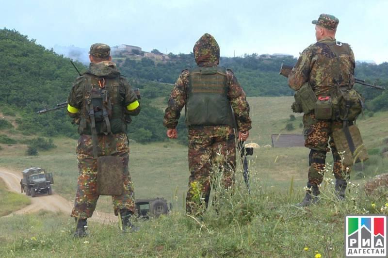 Шестеро боевиков ликвидированы в Дагестане
