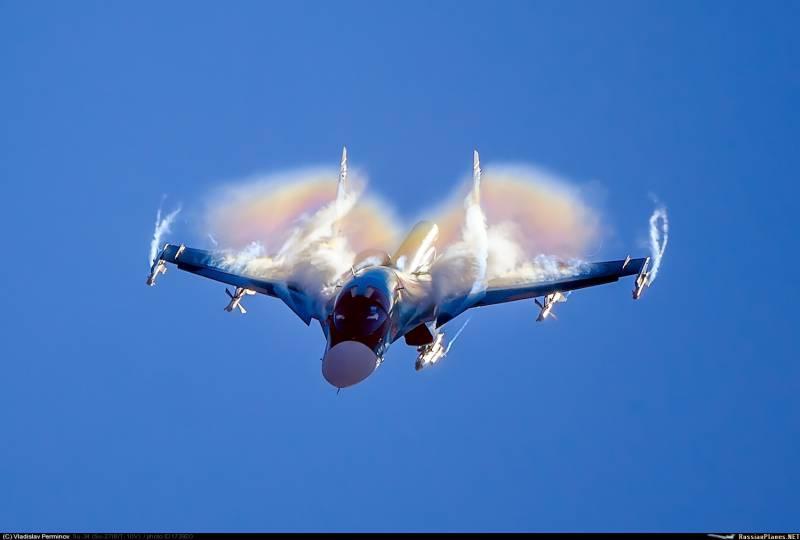СМИ: на базе Су-34 будет создан штурмовик
