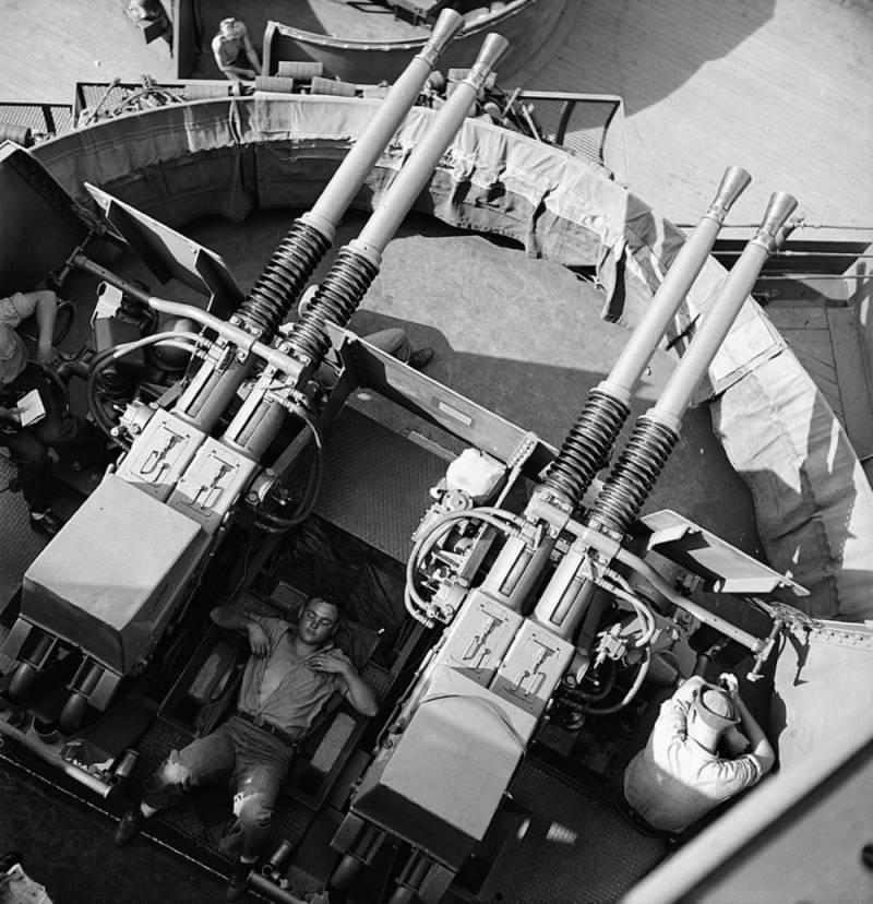 Крейсера проекта 26 и 26-бис. Часть 8-я и последняя