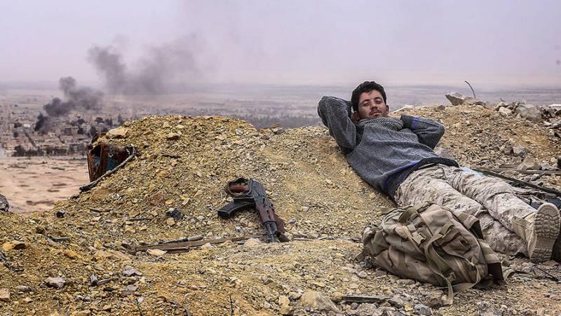«Проще разогнать сирийскую армию и набрать новую»