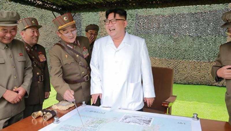 В КНДР испытана очередная и самая мощная ядерная бомба за всю историю республики