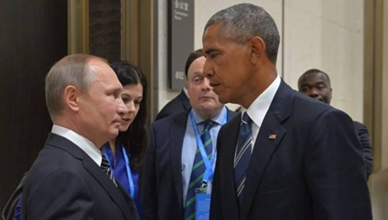 The Nation о провалах политики Обамы в отношении Москвы