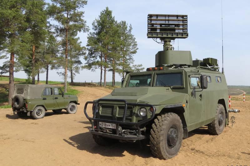 Зенитный ракетный комплекс «Гибка-С»
