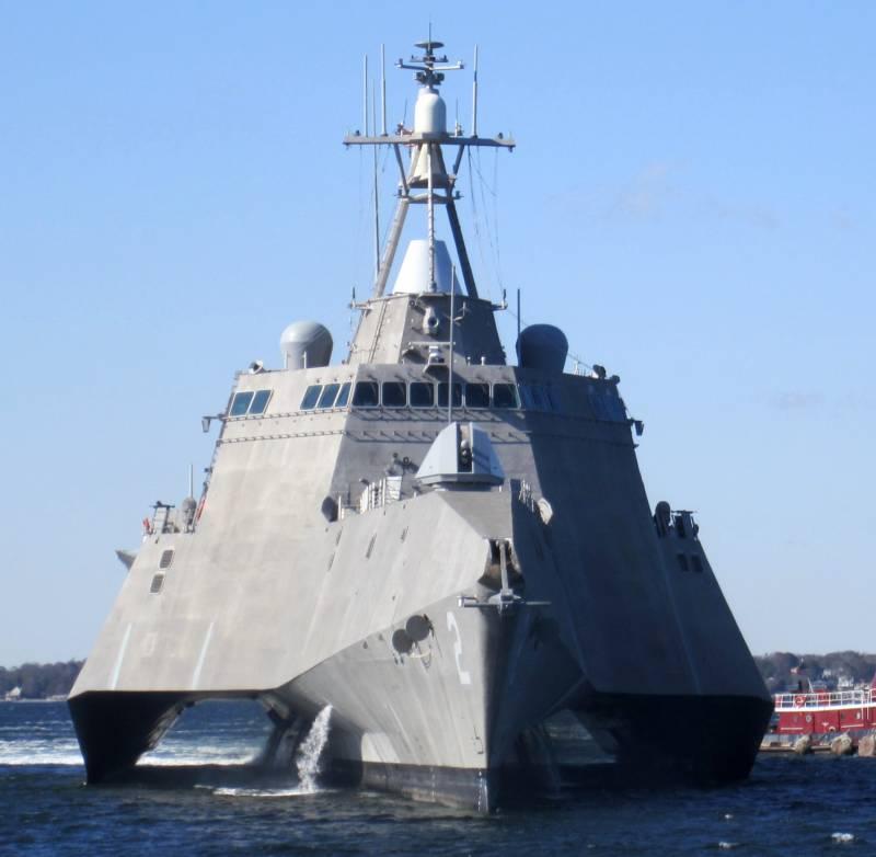 СМИ: ВМС США фактически признали провальным проект кораблей прибрежной зоны