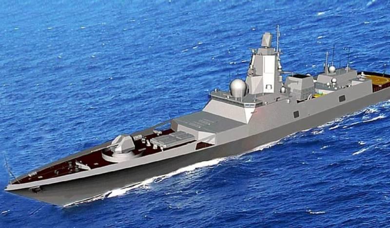 СМИ: Минобороны закажет 8 эсминцев «Лидер»