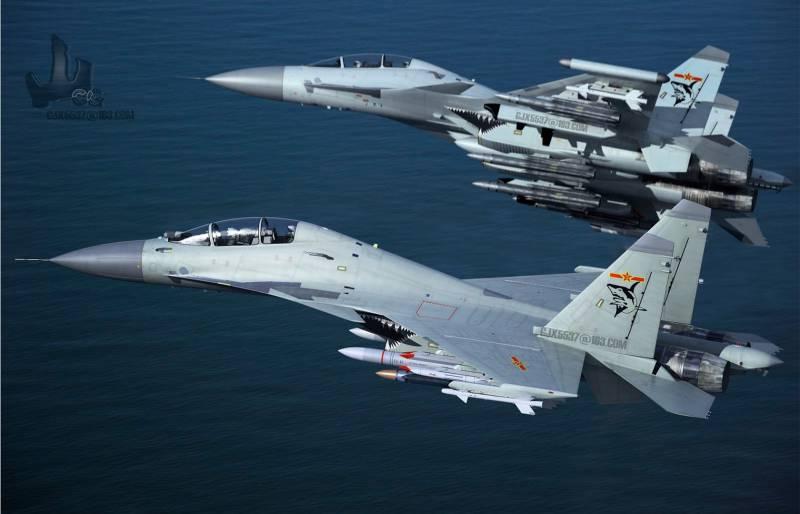 J-31: перспективы для флота, ВВС и экспортных продаж. Необъективность мнения Сюй Йонлиня