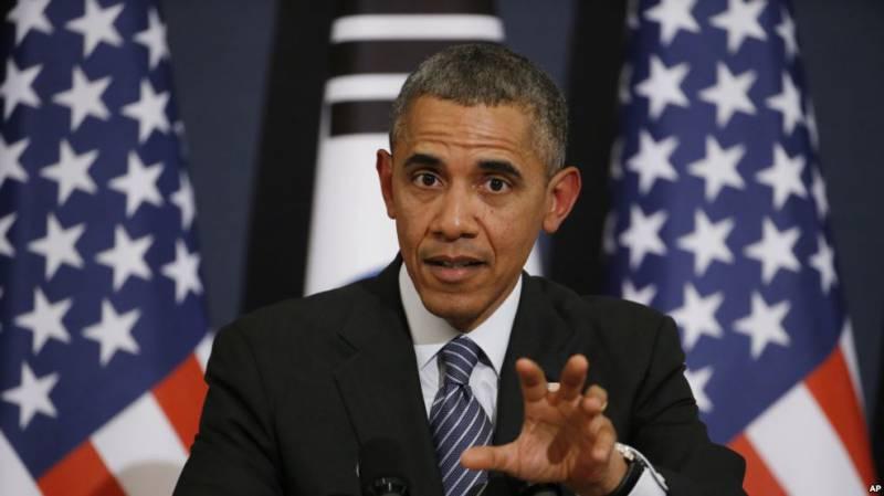 Воззвание Обамы: американцы должны сплотиться перед неведомой угрозой