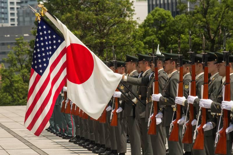 Милитаристский реванш Японии