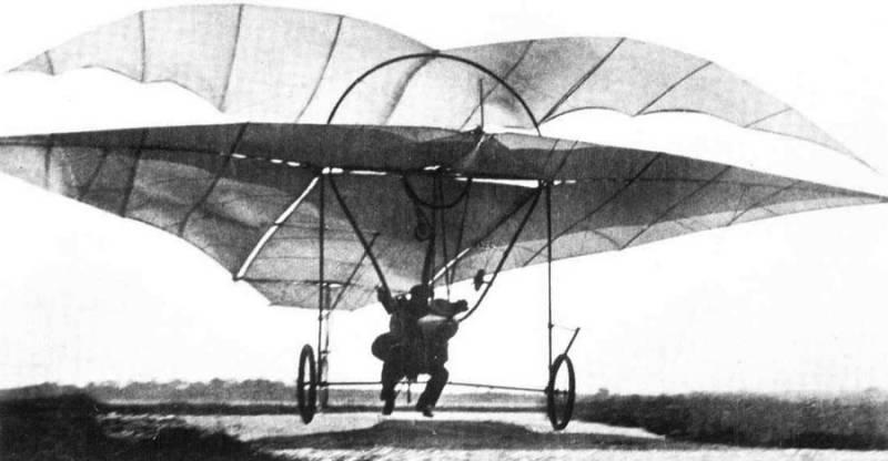 Датский прыгун и первый беспилотник