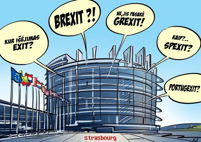 Brexit  обозначил новые тенденции в Европе