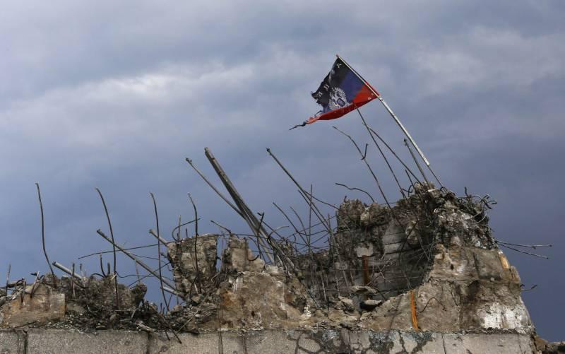 Диванные войска штурмуют Донбасс