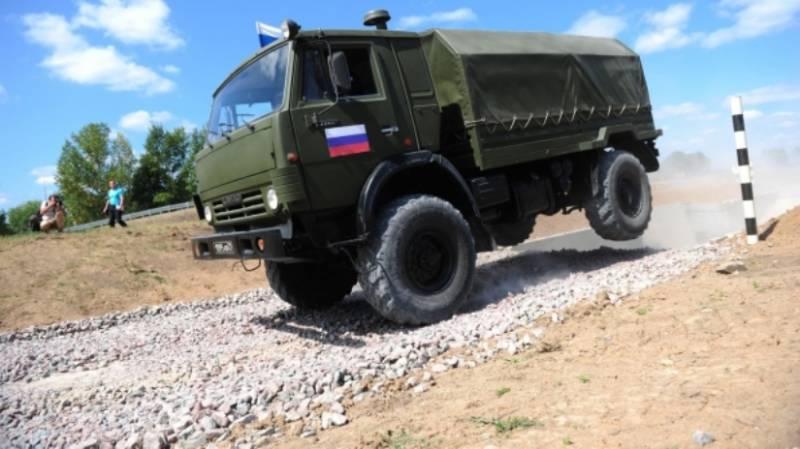 «КамАЗ» займётся разработкой десантируемого грузовика для ВДВ