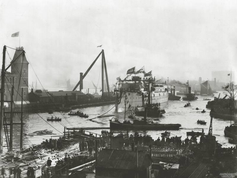 Бой в Жёлтом море 28 июля 1904 г. Часть 2. Эскадра, которую получил В. К. Витгефт