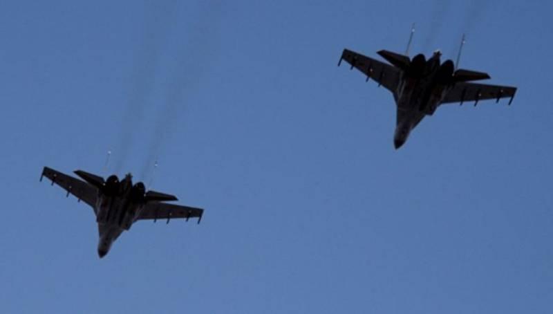 До конца года Минобороны получит десять Су-35С
