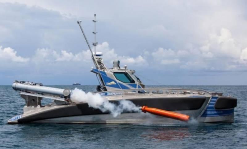 Elbit Systems представила противолодочный беспилотный катер