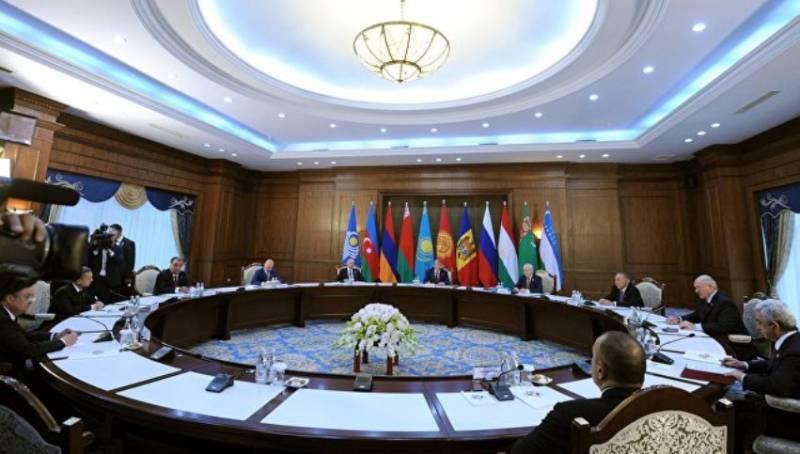 Возражения Киева по поводу председательства России в СНГ приняты не будут