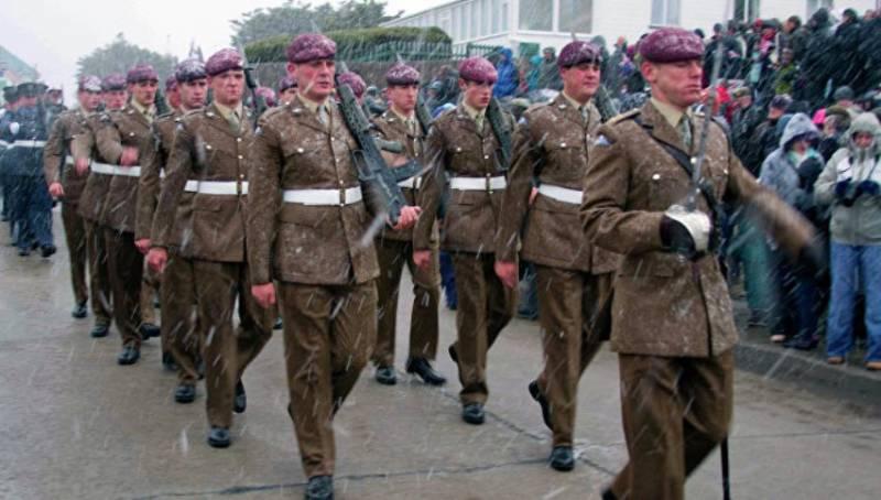 Экс-командующий ВС Британии: армия страны не готова к полномасштабной войне