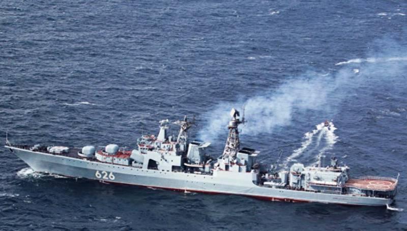 Северный флот провёл учение по защите арктических островов