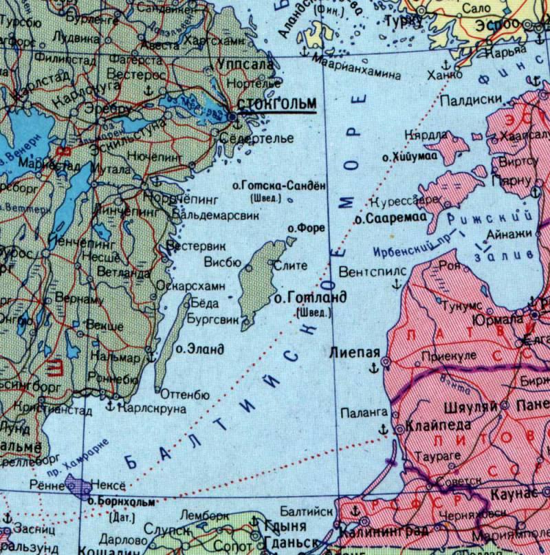 СМИ: в Стокгольме заговорили о нарастании российской угрозы
