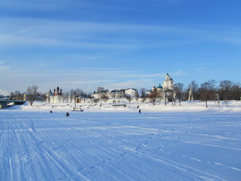 Столица Второго ополчения в Ярославле