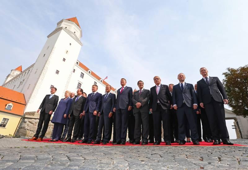 Стратеги без стратегии: кризис Евросоюза