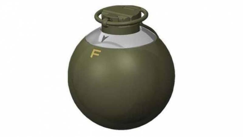 В США создали универсальную ручную гранату
