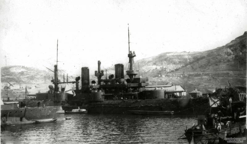 Бой в Желтом море 28 июля 1904 г. Часть 3: В.К. Витгефт принимает командование