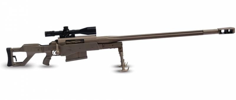 Крупнокалиберная снайперская винтовка Truvelo CMS 14.5x114 mm (США)