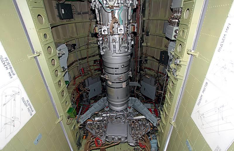 ТУ-95МС: ракетоносец ядерной триады