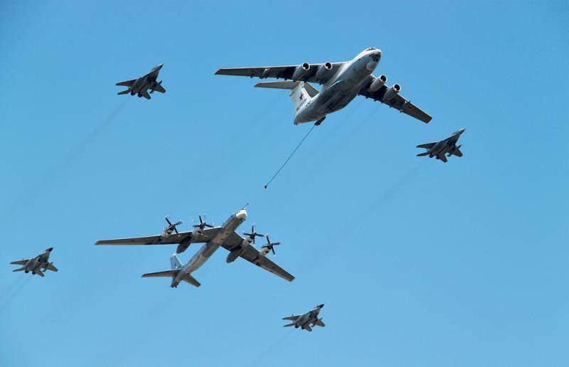 Стратегический ракетоносец Ту-95МС