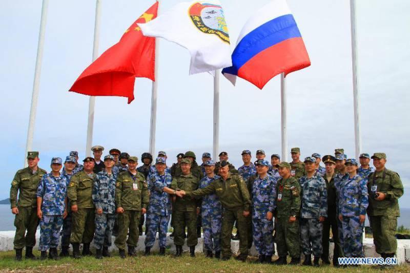 Сближение Китая и России? Америка сомневается!