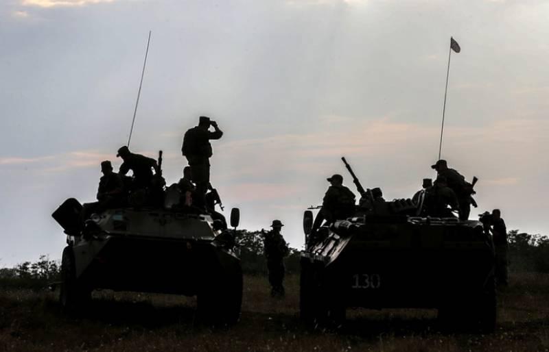СМИ: новая дивизия в Ростовской области будет сформирована к концу года