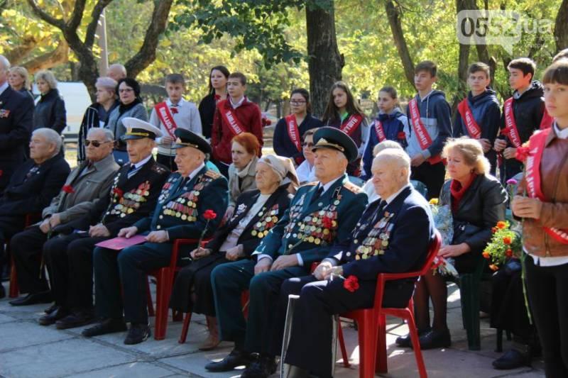 Напрягая бандеровцев... В Херсоне прошёл митинг в память о партизанах