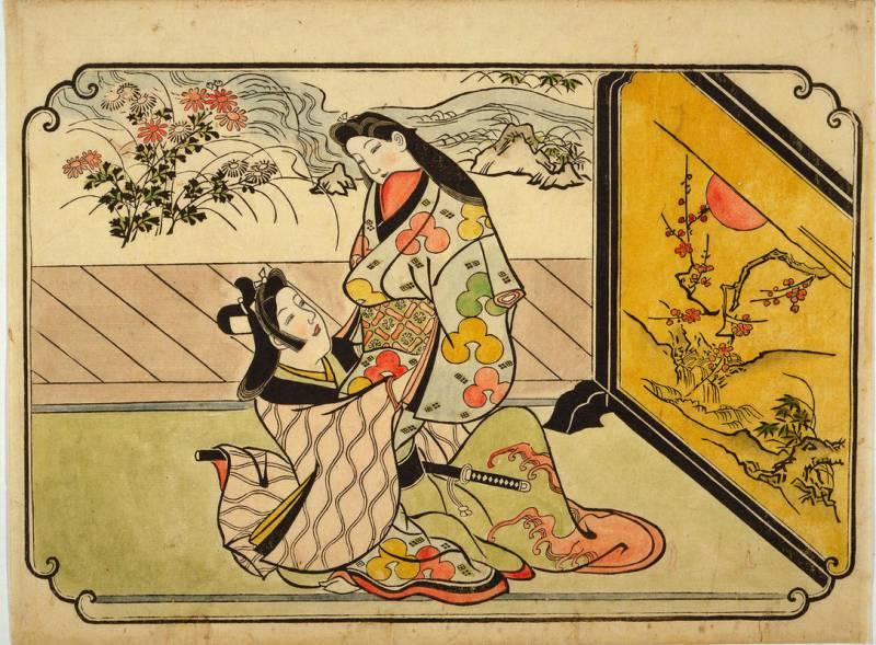 Самураи и женщины (часть 2)