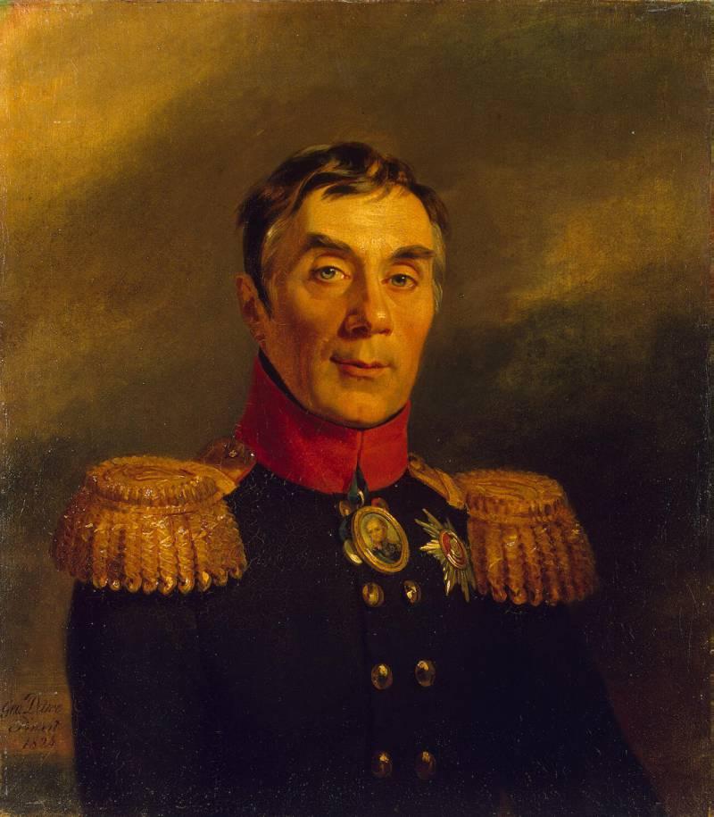 Алексей Аракчеев — лидер консервативной «Русской партии» в 1820-е годы