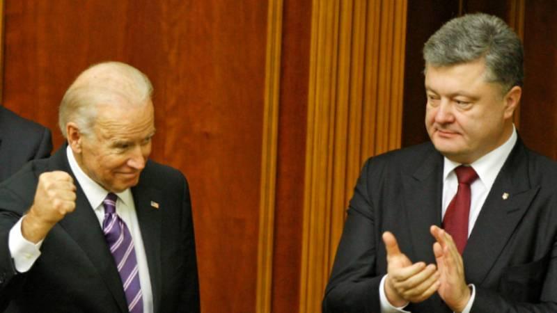 Байден: президент Украины согласился предоставить Донбассу особый статус
