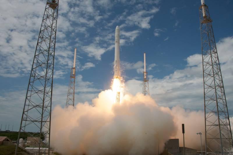 Американская частная компания Blue Origin обозначила свои планы по созданию космической ракеты тяжёлого класса