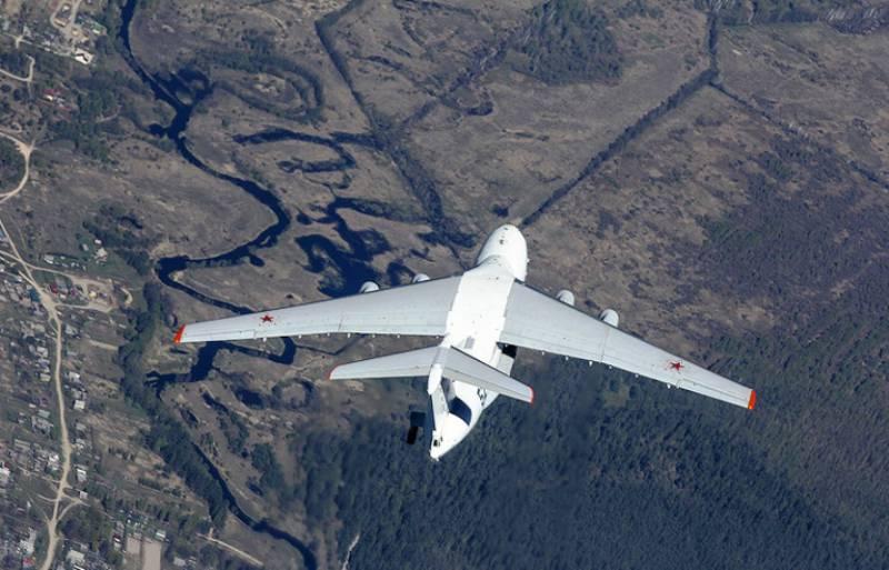 КРЭТ: российский А-60 сможет уничтожать объекты противника с помощью лазера