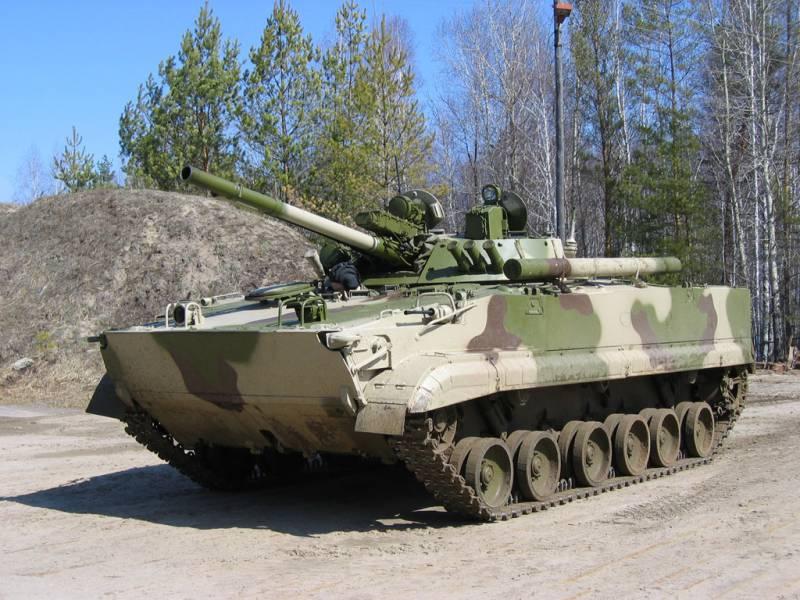 На базе БМП-3 будет разработана медицинская бронемашина
