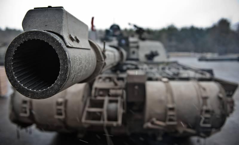 Танк Challenger 2: заявки поданы